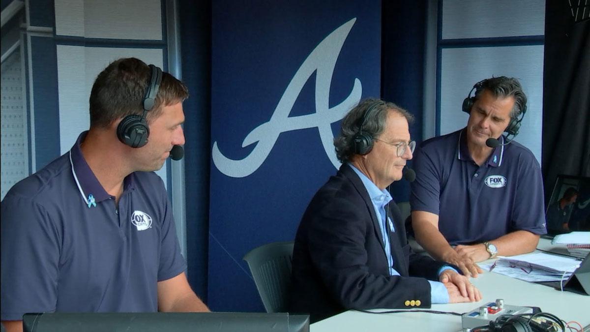 Dr. Simons at MLB