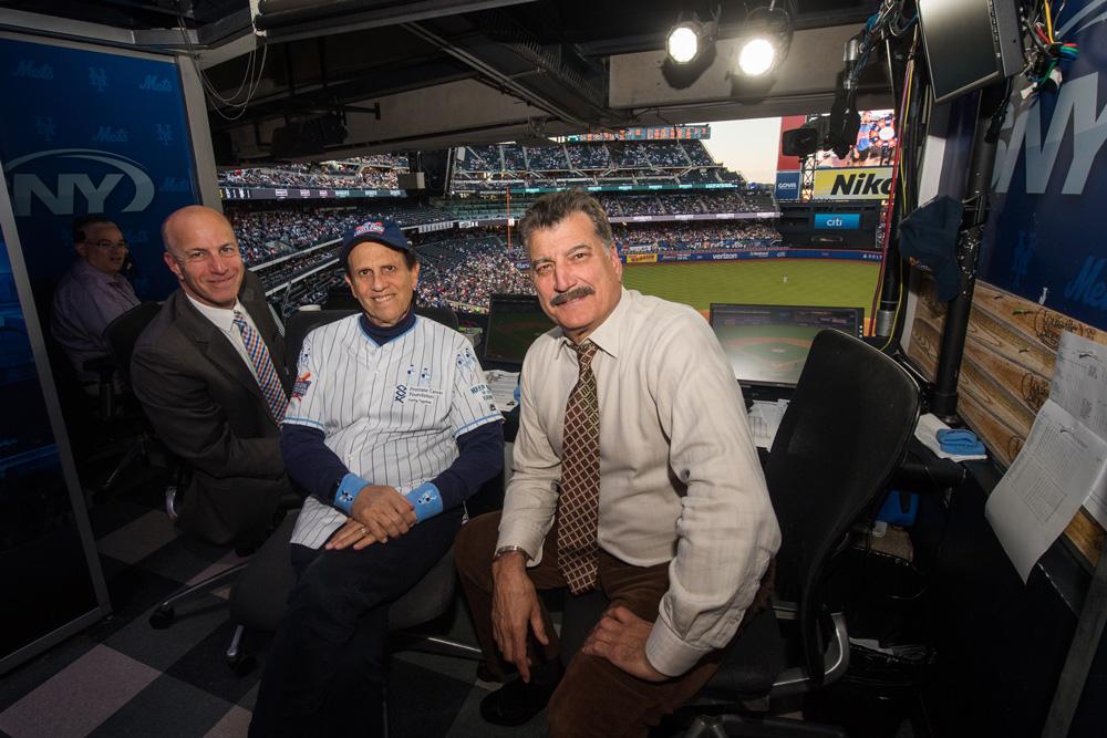 HRC at Mets